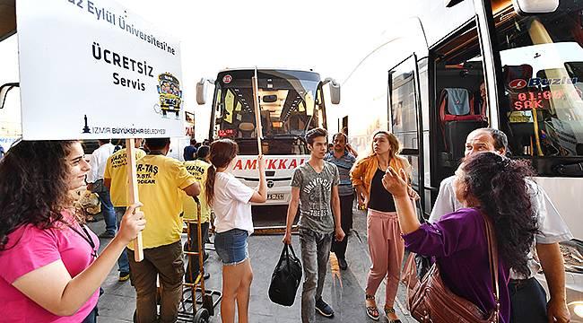İzmir Karşılaması