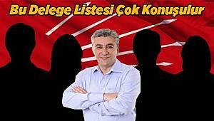 BU DELEGE LİSTESİ ÇOK KONUŞULUR!