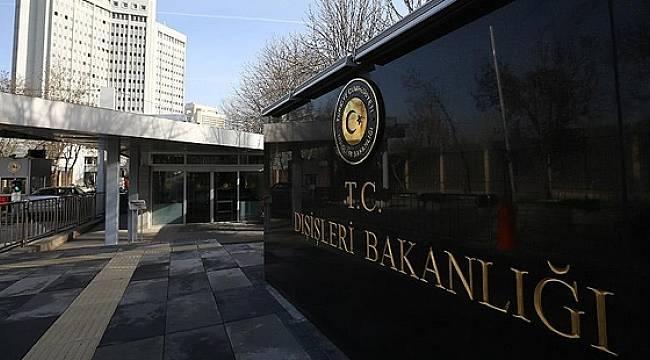 Ankara'dan Trump'ın Danışmanına Sert Çıkış!