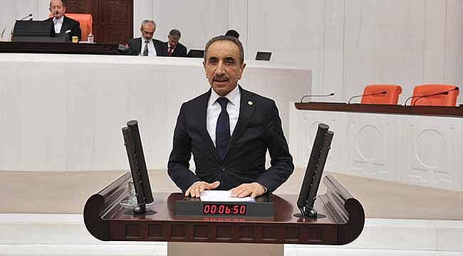 CHP'li Yiğit TÜPRAŞ'taki Patlamayı Meclis Gündemine Taşıdı