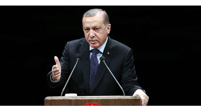 Erdoğan: Güçlü Olanın Haklı Olduğu Bir Dünyada Yaşıyoruz