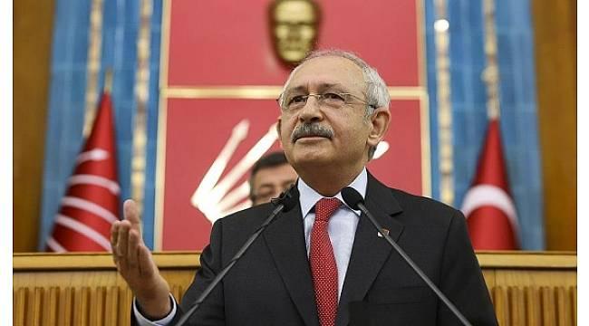 Kılıçdaroğlu'ndan Soçi'deki Suriye Zirvesi ile İlgili Açıklama