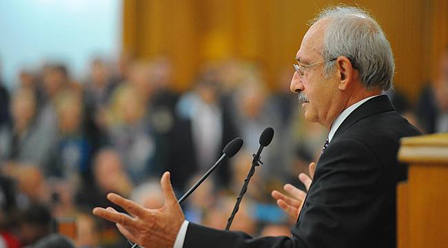 Kılıçdaroğlu'ndan Erdoğan'a: Önce bir ağzını yıka