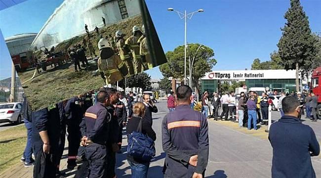 Tüpraş'ta işçiler iş başı yapmadı: Bugün çalışmıyoruz