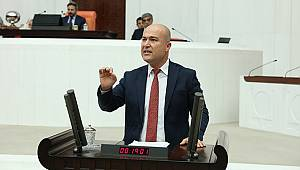 CHP'li Bakan'dan Ege'nin Güvenlik Uygulamasına Sert Tepki