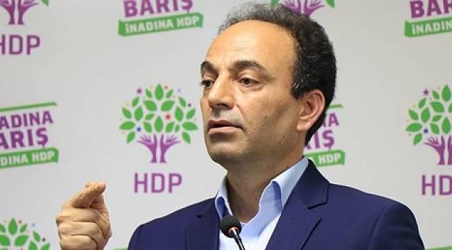 HDP'li Baydemir'e Meclis'ten Geçici Çıkarma Cezası