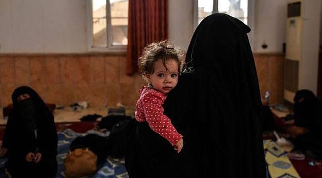 IŞİD Militanlarıyla Evli 300 Türkiye Vatandaşı Kadın Sınır Dışı Edilecek
