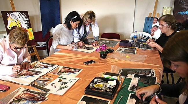 Kat-ı Sanatı Buca'da Yaşatılıyor