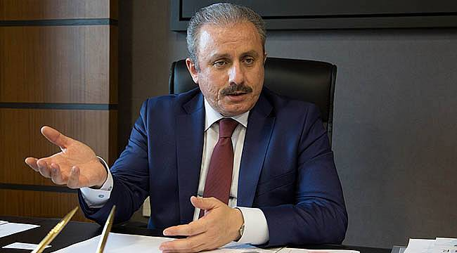AK Partili Şentop'tan MHP ile İttifak Açıklaması