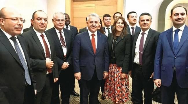 Ulaştırma Bakanı Arslan: Milli ve Yerli Elektronik Ödeme Sistemi Kuracağız