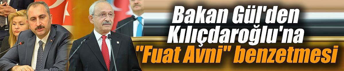 Bakan Gül'den Kılıçdaroğlu'na