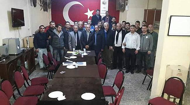 'Bayraklı'da MHP Zamanı'