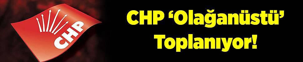 CHP Ataşehir Belediyesinde 'Olağanüstü' Toplanıyor