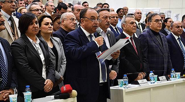 CHP İzmir Büyükşehir Meclis Grubu'ndan 'Ataşehir'e Operasyon' Tepkisi