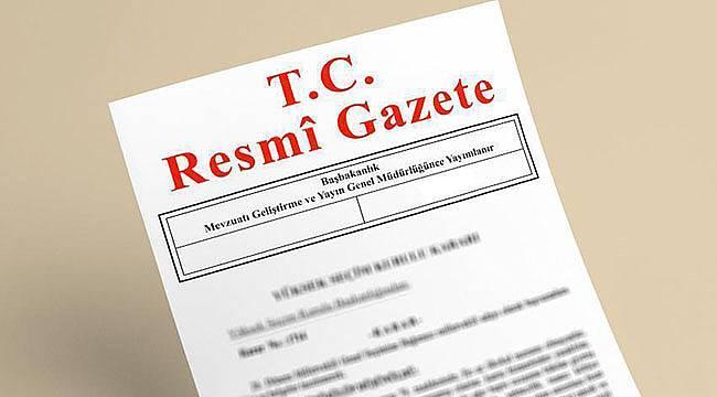 Cumhurbaşkanı Erdoğan'ın Onayladığı 'Torba Yasa' Resmi Gazete'de