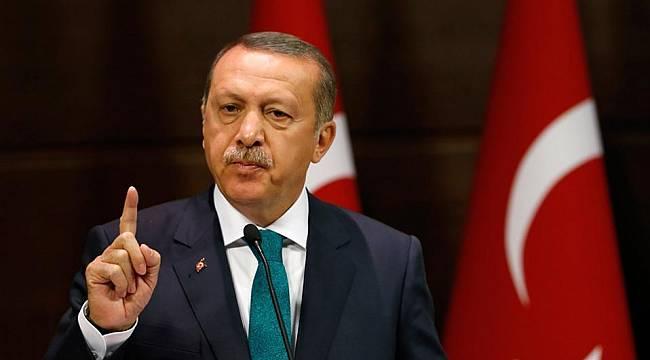 Erdoğan'dan Sert Tepki: Sen Ne Yapmaya Çalışıyorsun?