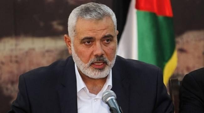 Hamas Lideri Haniye'den 'Yeni İntifada' Çağrısı