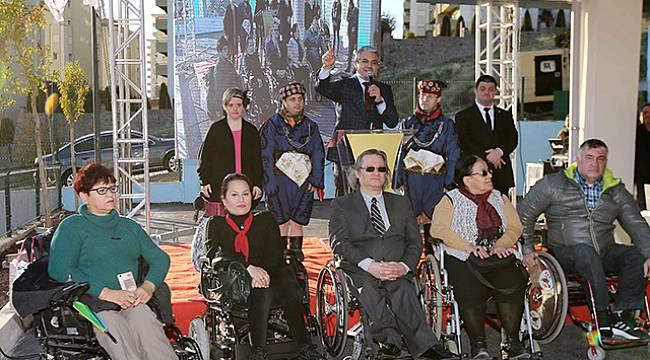 Karşıyaka'da Engelleri Aşan Proje