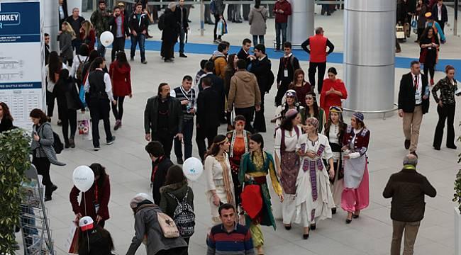 Travel Turkey İzmir Yarın Başlıyor