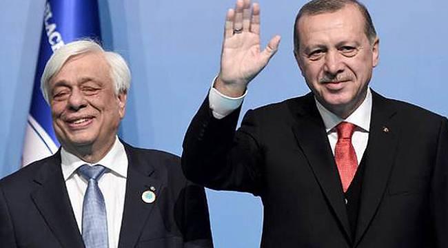 Yunan Cumhurbaşkanı: Lozan'ın Müzakereye Açılması Söz Konusu Olamaz