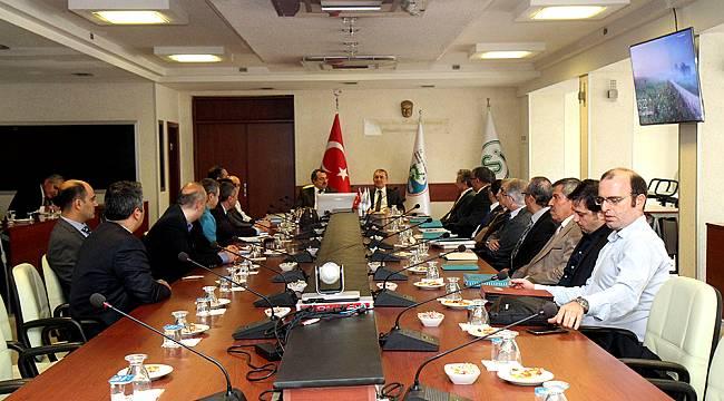 Ayhan Demiryürek DSİ 2. Bölge'yi Ziyaret Etti