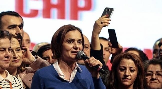 Canan Kaftancıoğlu CHP İstanbul İl Başkanlığı'nı devraldı; Demirtaş'a selam yolladı, Erdoğan'dan özür diledi