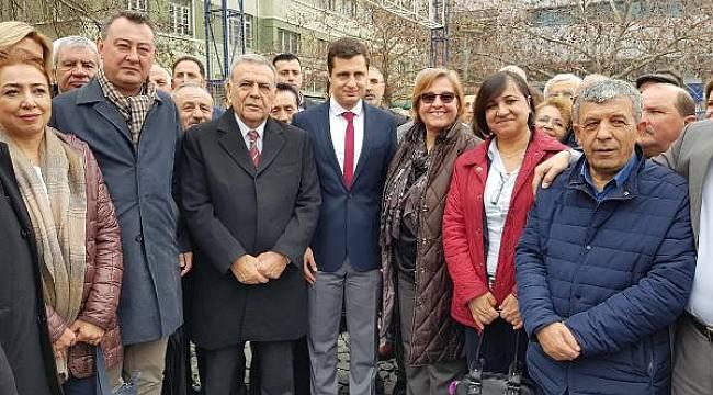 CHP'den 81 ilde eş zamanlı OHAL'e hayır açıklaması