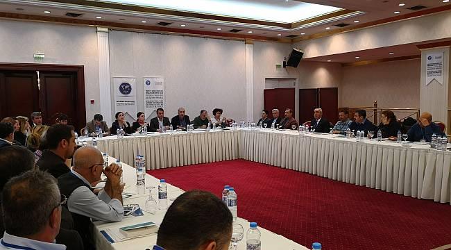 DİTAM İzmir'de Bölgesel Çalıştayı düzenledi