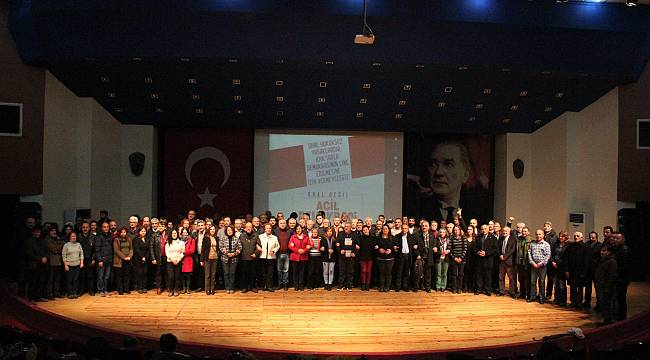 Emek ve Demokrasi Güçleri, OHAL'e Karşı Buluştu