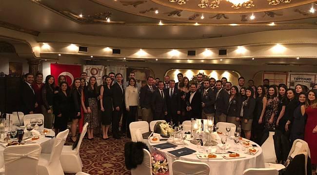 Rotaractörler Bursa'da Buluştu