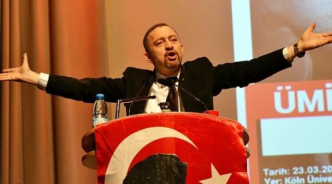 Ümit Kocasakal, CHP Genel Başkanlığı'na adaylığını açıkladı: Fabrika ayarlarımıza döneceğiz, HDP güzellemesi yapanlarla işimiz yok!