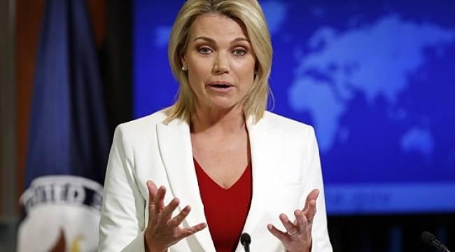 ABD Dışişleri Bakanlığı Sözcüsü: Afrin'e dair bilgimiz sınırlı