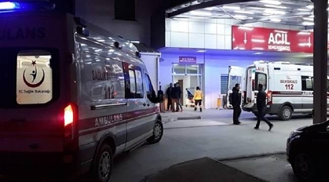 Diyarbakır'da iki çocuk yerde buldukları cismin patlaması sonucu yaralandı