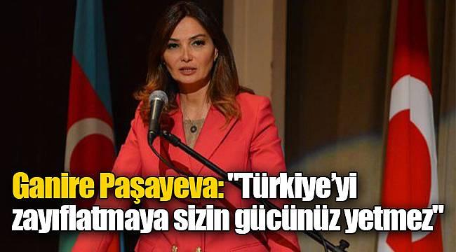 Ganire Paşayeva: