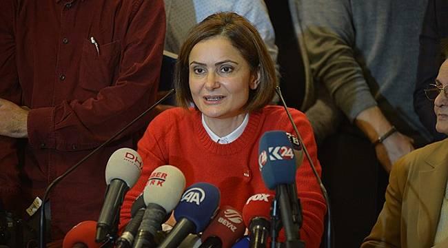 Kaftancıoğlu:  5 puan farkla İstanbul'u alacağız
