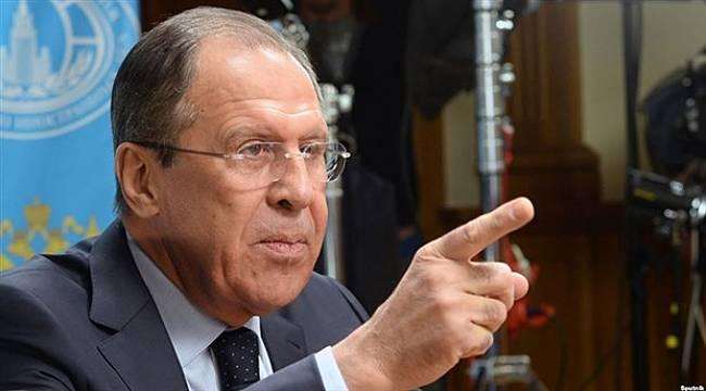 Lavrov: ABD, Suriye'yi bölmek için Kürtleri kullanıyor