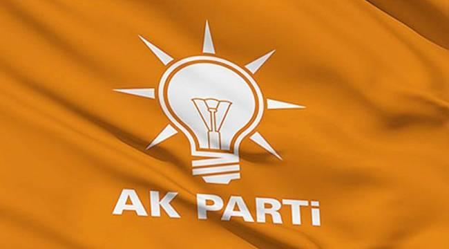 AK Parti İzmir'de beklenen haber geldi... O ilçelerin yeni başkanları belli oldu...
