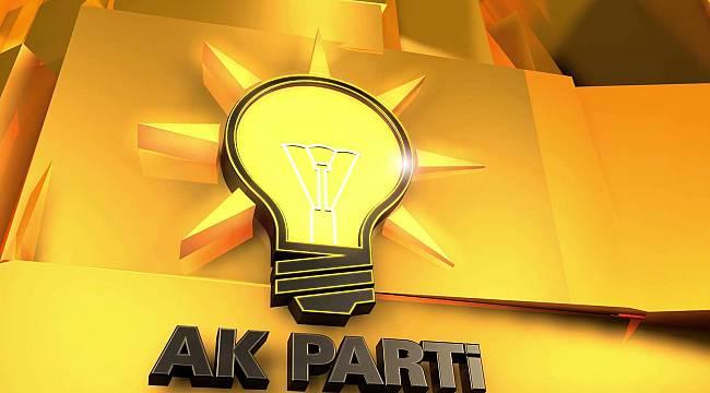 AK Parti İzmir'de kongre takvimi netleşti