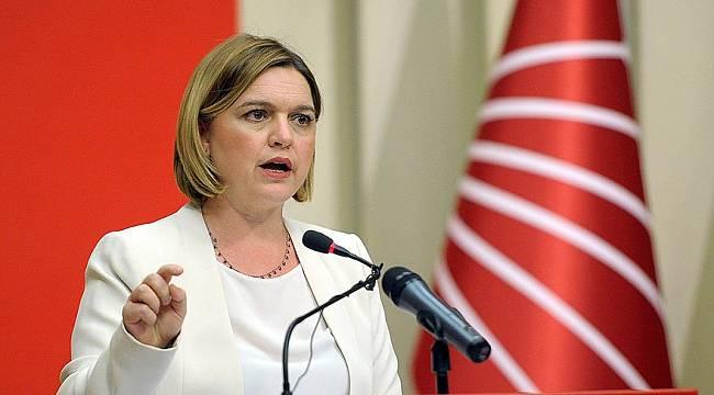 CHP'li Selin Sayek Böke'den boykot vurgusu