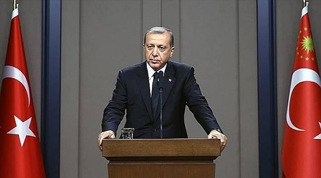 Erdoğan: Suriye'nin kuzeyini tamamen temizleyeceğiz