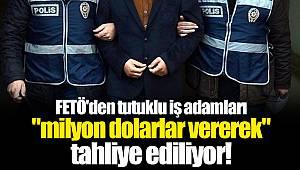 FETÖ'den tutuklu iş adamları