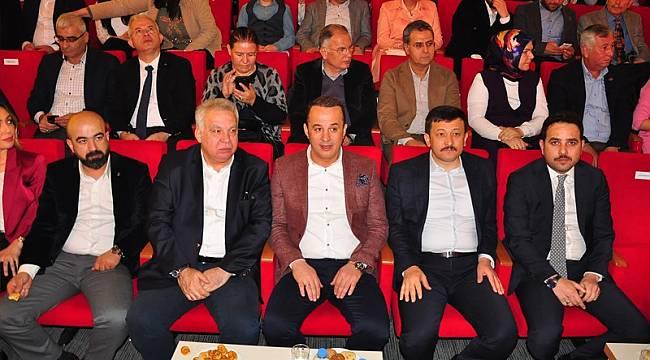 Şengül'den parti içi muhalefete sert uyarı!