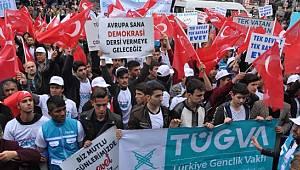 Yönetiminde Bilal Erdoğan da var | TÜGVA'dan: Karşı cinsle konuşmayın, 'flört'e alerjimiz olmalı