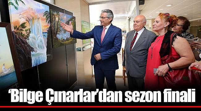 'Bilge Çınarlar'dan sezon finali
