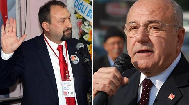 CHP'de Kavalar istifa ediyor, Gümrükçü vazgeçti