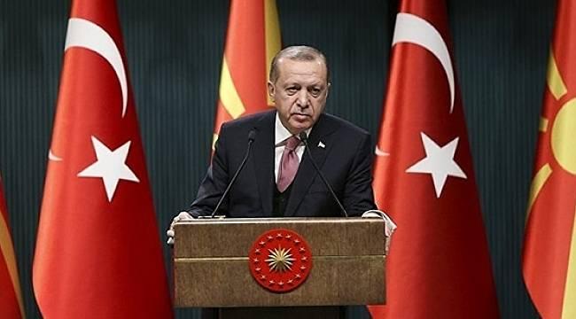 Erdoğan: Müslüman kadınlar sırf başörtüsü taktığı için tacize uğruyor