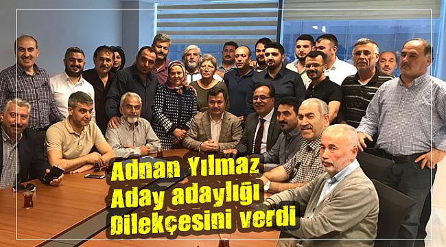 'HALKA DOKUNAN ADAM' MİLLETVEKİLİ ADAY ADAYI
