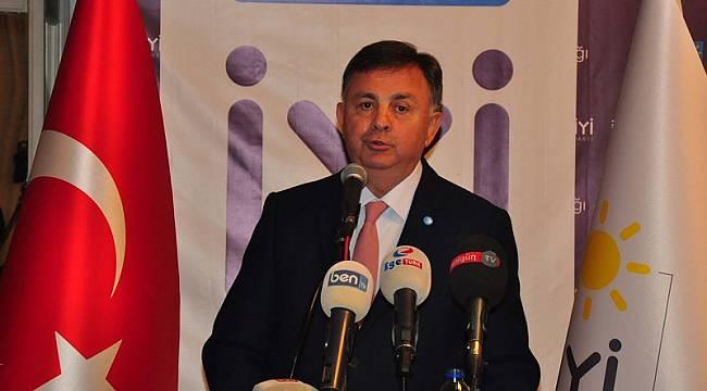İYİ Parti İzmir İl Başkanı Ulupınar istifa mı edecek?