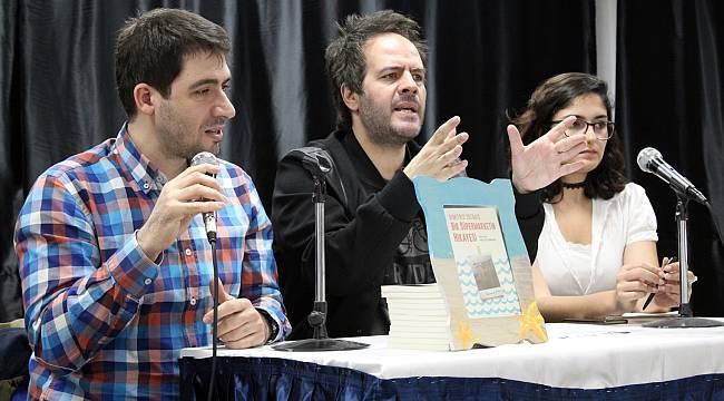 Yunan Yazar Tanı Kolejinin Konuğu oldu...