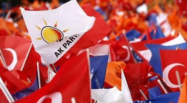 AK Parti İzmir'in aday listesi belli oldu!